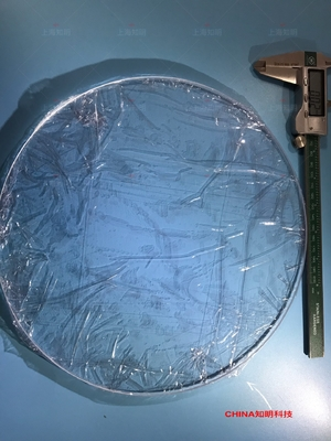 中国 diameter300mm double side polished sapphire crystal glass wafers for window 代理店